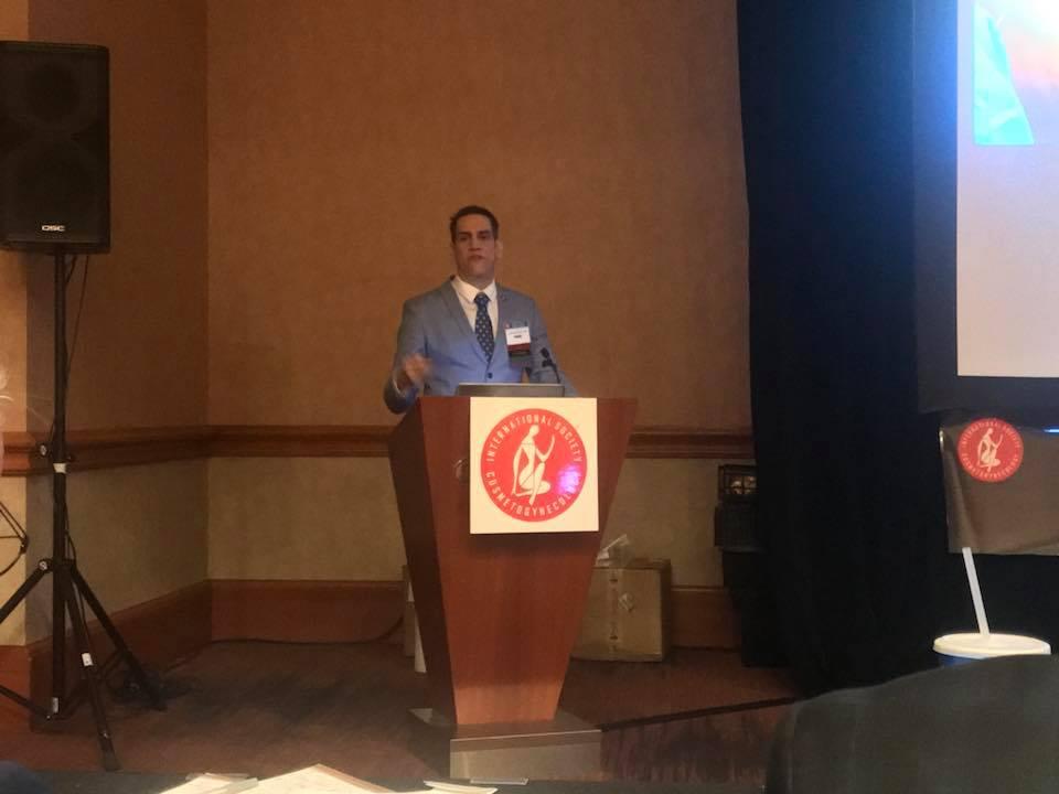 SEGERF participa en el XI Congreso Mundial de la ISCGYN en las Vegas, Estados Unidos.