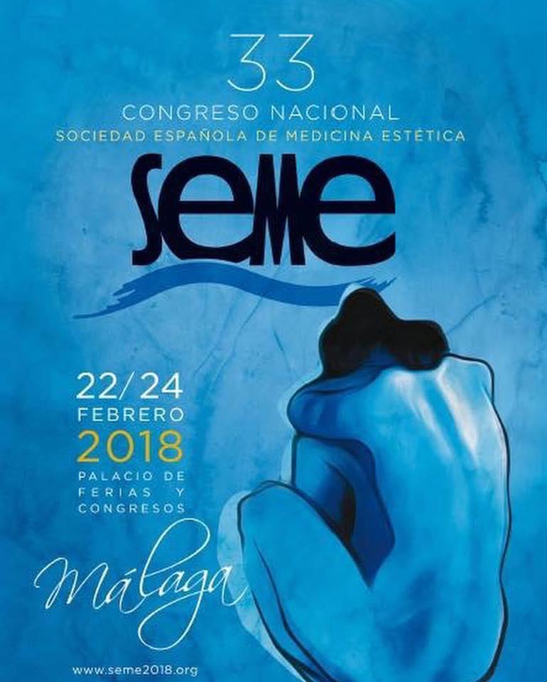 SEGERF, presente  en la sesión de Medicina Estética Genital en SEME -2018, Málaga.